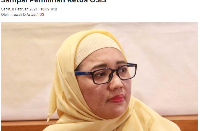 Intoleransi di Dunia Pendidikan, KPAI: Dari Jilbab Sampai Pemilihan Ketua OSIS