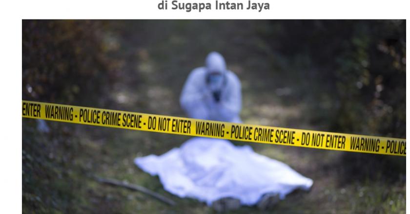 Pemerintah Didesak Selidiki Kematian Bocah di Sugapa Intan Jaya
