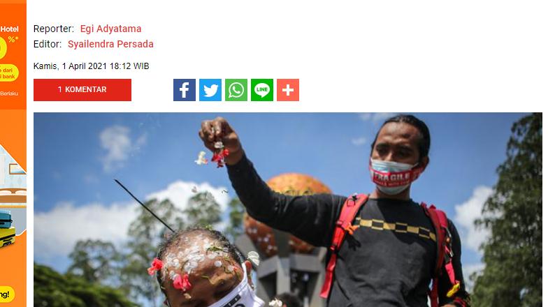 Pers dan Aktivis Rentan Diserang, Indonesia Dinilai Darurat Demokrasi