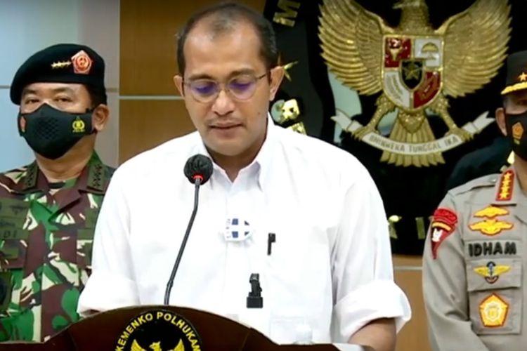 Santunan Rp 30 Juta bagi Korban Tewas Kebakaran Lapas Tangerang, Wamenkumham Bilang Jangan Lihat Besarannya