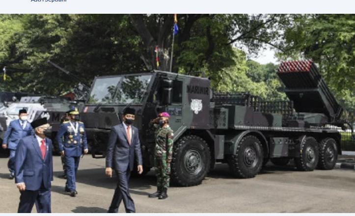 HUT Ke-76 TNI, Imparsial Soroti Profesionalitas Hingga Kontrol sipil