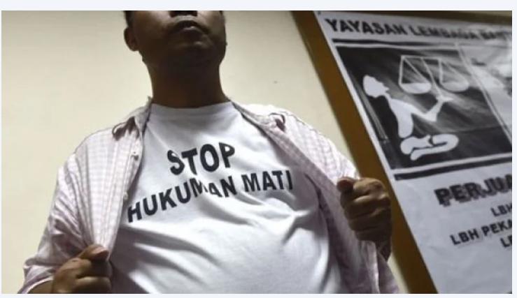 Vonis Hukuman Mati Meningkat di Era Jokowi, Imparsial Minta Evaluasi